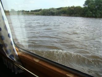 Waves on the Trent